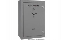 "Winchester Safes B6040F13110E Bandit 31 Gun Safe 60"" H x 40"" W x 22"" D (Exterior) Electronic Lock Gunmetal Gray"