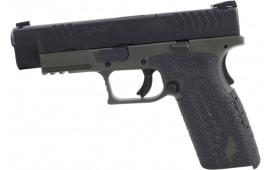 Talon 202rd Adhesive Grip Springfield XD Full Size 9/357/40 Textured Rubber Black