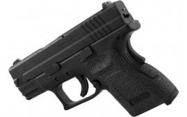 Talon 203rd Adhesive Grip Springfield XD Subcompact 9/40 Textured Rubber Black