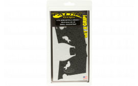 "Talon 207rd Adhesive Grip Springfield XD-S 9/40/45 3.3""/4"" Textured Rubber Black"