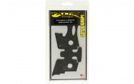 Talon 701rd Adhesive Grip S&w/M&P Bodyguard 380 Textured Rubber Black