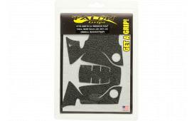 Talon 703rd Adhesive Grip S&W M&P Full Size 22/9/357/40 Textured Rubber Black