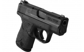 Talon 705rd Adhesive Grip S&W M&P Shield 9/40 Textured Rubber Black