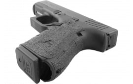 Talon 110rd Adhesive Grip Glock 19/23/25/32/38 Gen 4 Textured Rubber Black