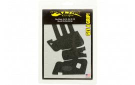 Talon 110G Adhesive Grip Glock 19/23/25/32/38 Gen 4 Aggressive Textured Granulate Black