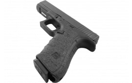 Talon 111rd Adhesive Grip Glock 19/23/25/32/38 Gen 4 Med Backstrap Textured Rubber Black