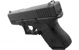 Talon 116rd Adhesive Grip Glock 26/27/28/33/39 Gen 4 Textured Rubber Black