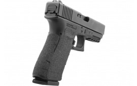Talon 382G Glock 19 Gen 5 Granulate Adhesive Grip Textured Granulate Black