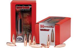 Hornady 33209 Bullet 338 Caliber .338 225 GR InterBond 100 Box