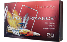 Hornady 81394 SPF 6MM Creedmoor 90 GMX - 20rd Box