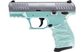 """Walther 5080512 CCP M2 3.54"""" FS8rdAngel Blue Polymer"""