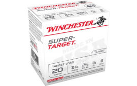 Winchester Ammo TRGT208VP SUP TGT 7/8 25/10 - 100sh Box