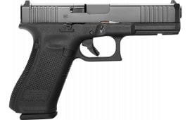 Glock PA175S203MOS 17 Gen 5 Fixed Sight17rdw/FRONT Serations