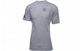 Glock AP95684 WE GOT Your SIX Grey Tshirt 2XLRG