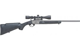 Traditions CR5441120DC Outfitter G2 .44 Magnum 22 Black Synthetic 3-9x40 Scope and Case
