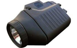 Glock TAC4065 GTL 22 Tactical Light w/Red Laser and Dimmer 70 Lm CR123A (2) Black