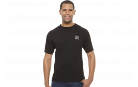 Glock AA11003 T-Shirt Perfection Short Sleeve Cotton XX-Large Black