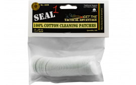 SEAL1 1009 .22-.270 Cleaning Patch 100CT