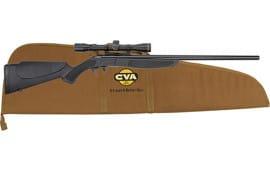 CVA CR5712SC Hunter Blue Black PKG w/ 3-9X32 & Case