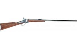 """Chiappa Firearms 920025 1874 Sharps Falling Block 32"""" 1 Wood Stock Blued"""