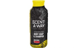 HS 100089 SAW BIO-STRIKE 12 OZ Body WASH/SHAMPOO
