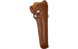 "Hunter Company 1180 6"" Barrel Tan Leather"