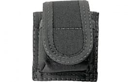 """Uncle Mikes 8827 Universal Speedloader Case 8827-1 Fits Belts up to 2.25"""" Black"""