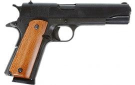 Rock Island Armory 51421MA 1911 GI Full Size 5 8rd *MA Complaint*