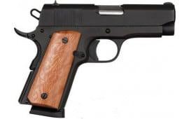 Rock Island Armory 51416MA 1911 GI 3.5 Compact 7rd *MA Complaint*