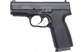 """Kahr Arms KP4544 P45 Standard DAO 3.5"""" 6+1 Black Polymer Frame/Black SS"""