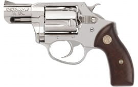 Charter Arms 73829 Undercover 2 FS HI Polish Wood Grips Revolver