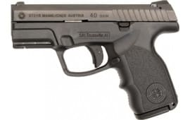 Steyr Mannlicher 398112 S40A1 3.6 Black Synthetic 10rd