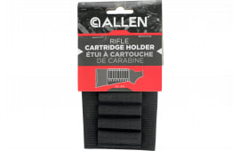 Allen 206 Basic Buttstock Shell Holder Rifle 9 Rds Elastic Black