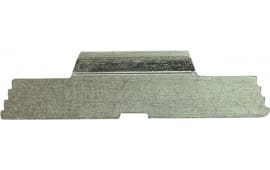 Cross Armory CRGSLSV Extended Slide Lock Compatible with P80 & Glock Gen1-3 Sliver Steel