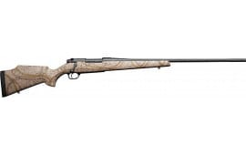 """Weatherby MOFM7MMWR6O 7MMWBY MKV 26"""" BR FL RC Outfitter Desert Camo"""