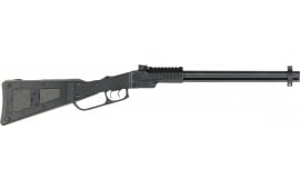 """Chiappa Firearms 500182 M6 Folding Shotgun/Rifle Break Open 12GA 3"""" Steel/Foam Stock Black"""
