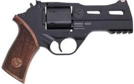 Chiappa 340219 Rhino 357 40DS Rhino 4 6rd Revolver