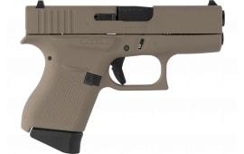 Glock UI4350204CKFDE G43 FS US 6rd FDE
