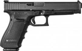 "Glock UG2250201 G22 Gen 4 Double 4.4"" 10+1 Black"