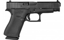 "Glock 48 Semi-Auto Slim Conceal Carry Pistol 4.17"" Barrel 9mm 10rd Black - UA4850201"