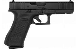 Glock PA175S203 G17 9mm Semi-Auto Pistol - Gen 5 FRT FS 17R - 3 Mags