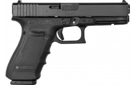 "Glock UG2150201 G21 .45ACP, Semi-Auto, Gen 4 Double 4.6"" 10+1 Black"