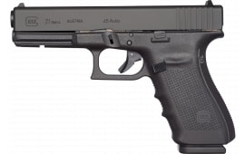 "Glock UG2150203 G21 Gen 4 Double 4.6"" 13+1 Black"