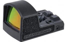 Sig Sauer SOR01300 Romeo Zero Micro Reflex SGT 3MOA Black
