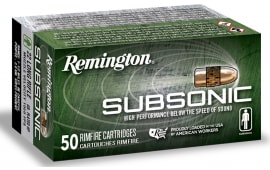 Remington 21135 S22HPA 22LR 38 HP - 50rd Box