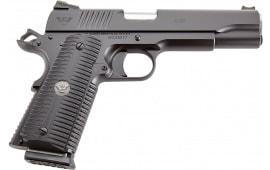 """Wilson Combat ACPFS45 ACP Full 5"""" Black Armor Tuff"""