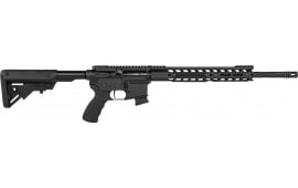 Alex RTA17BLVESP Tactical 17HMR Black