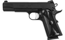 "LKCI P45 Regent P45 1911 5"" 8rd Black Cerakote"