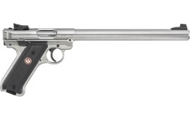 """Ruger 40174 MKIV Target 10"""" Bull AS 10rd SS"""