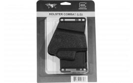 Glock H002639 Sport/Combat Belt Slide Large Glock 20/21/29/30/37/38/39/41 Polymer Black Card Pkg